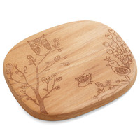 The Birds and the Cheese Board | Mod Retro Vintage Kitchen | ModCloth.com