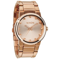 Nixon The Cannon Watch All Rose Gold One Size For Men 22923371301