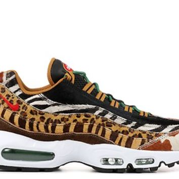 "Air Max 95 Dlx ""atmos"" - Nike - aq0929 200 - pony/sport red-black 