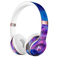 Good Vibes Everyday ALL DAY Full-Body Skin Kit for the Beats by Dre Solo 3 Wireless Headphones