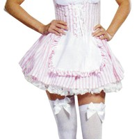 Candy Striper sexy Women's costume for Halloween