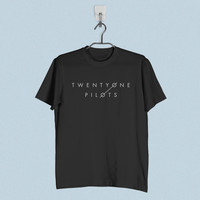 Men T-Shirt - Twenty One Pilots New Logo
