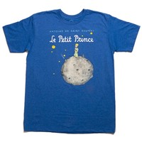 The Little Prince book cover t-shirt | Outofprintclothing.com