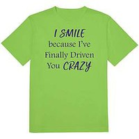 Driven You Crazy Tee