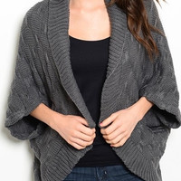 Fifty Shades of Gray Cardigan