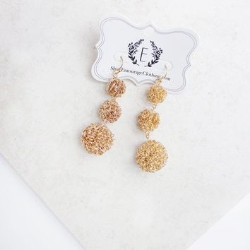 Against the Rules Earrings