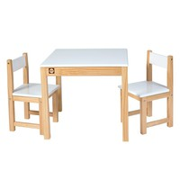 Alex Artist Studio Wooden Table & Chair Set
