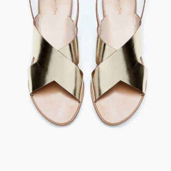 - View all - Shoes - WOMEN - Italy - Massimo Dutti