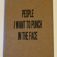 Little Book of Satire - Moleskine Cahier by JD Photography and Design