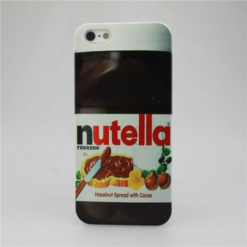 Nutella Phone Cases for iPhone