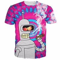 Smoking Bender T-Shirt