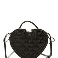 On HauteLook: Marc by Marc Jacobs   Quilted Heart Crossbody