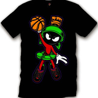 The Fresh I Am Clothing Dunk Marvin Martian 7's Tee