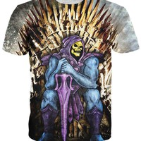 Skeletor Conquers the Realm T-Shirt