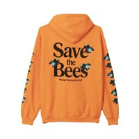 SAVE THE BEES HOODIE by GOLF WANG