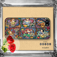 Disney princess iPhone 5 case, iPhone 5C Case, iPhone 5S case, iPhone 4 Case iPhone case Phone case beauty and the beast ifg-00016