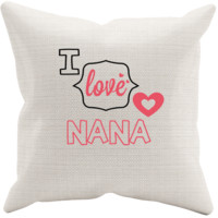 Personalized Nana Pillowcase