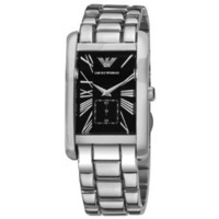 Emporio Armani Men's AR0156 Stainless Steel Watch