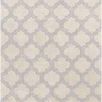 Cosmopolitan Geometric Area Rug Neutral