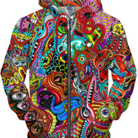 Trippy Psychedelic Hoodie