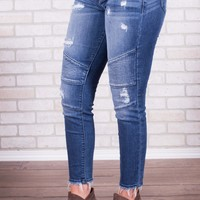 Kan Can Moto Jeans