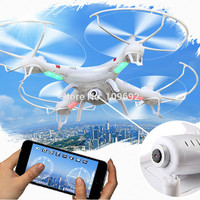 KAINISI RC Drones 2MP HD CAM WIFI FPV Real-time 2.4G Quadcopter 6-Axis Headless 898B Helicopter