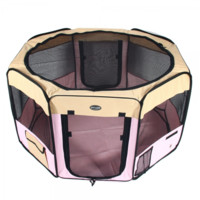 Folding Dog Playpen/Kennel