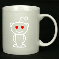 Reddit Alien White For Ceramic Mugs Coffee *