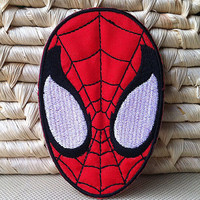 The Amazing SpiderMan iron on patch E0224 by happysupply on Etsy