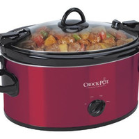 Premium Crock Pot Slow Cooker