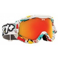 Spy Zed Goggles SPY+Stevie Bell/Bronze/Red Spectra Lens 2013 - Mens