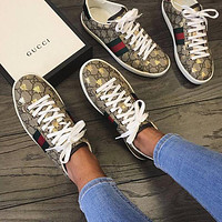 GG New men and women casual shoes Sneakers