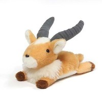 Yakul the Elk Bean Bag Plush from Princess Mononoke, 6-inch - By GUND