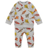 Baby Colorful Rockets Tracksuit