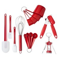 Room Essentials Tool and Gadget Set- Red