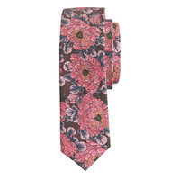 J.Crew Mens Cotton Tie In Liberty Daydream Floral