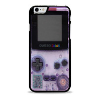 Game Boy Color Purple unique Iphone 6 plus cases