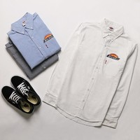 Long Sleeve Men Casual Shirt [10176389959]