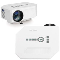 Tronfy Multi-media Mini Home Movie LCD Image Led Projection Micro Projector with Stand