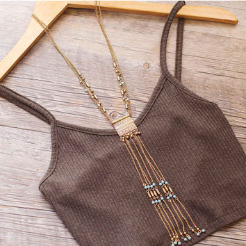 Moving Mountains Necklace Set