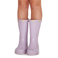 Oil & Water Rain Boots in Lavender
