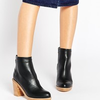 ASOS END OF THE WORLD Ankle Boots