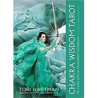 The Chakra Wisdom Tarot: 78 Cards With Illustrated Guidebook