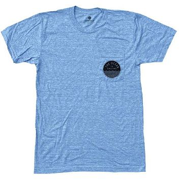 Ocean Is Calling Pocket Tee