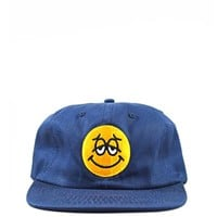 High Smiley Face Dad Hat