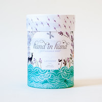 Hand in Hand Lavender Soy Wax Candle