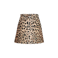 Products by Louis Vuitton: Leopard Jacquard Skirt