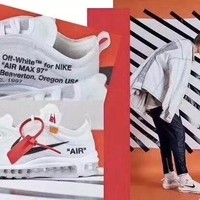 ONETOW OFF - WHITE × Nike Air max 97