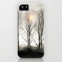 winter sequence iPhone & iPod Case by Viviana González