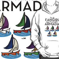 I'm A Fangirl And This Is My Armada!!!-Black